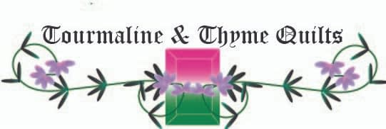 Tourmaline & Thyme Quilts